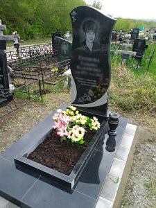 Памятник с вазой