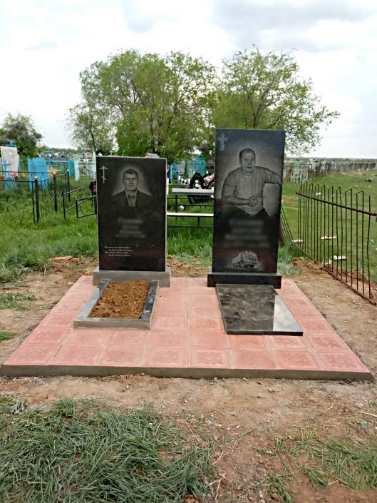 Памятники из гранита с фото